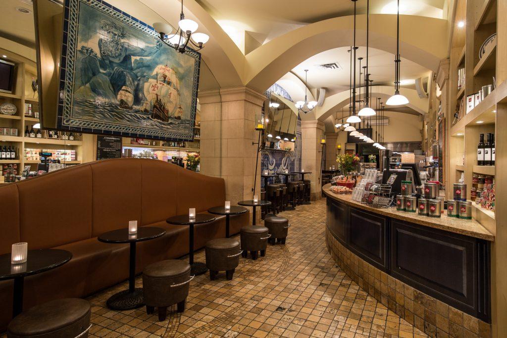 Café Vasco da Gama Montreal