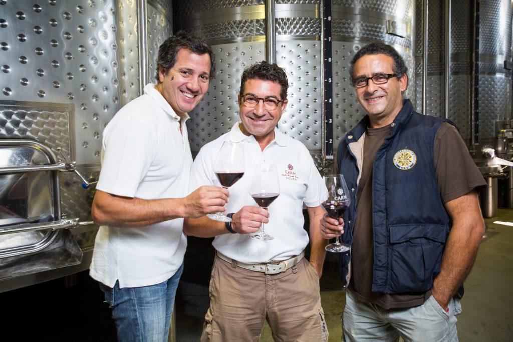 Filipe Madeira, Carlos Ferreira, Antonio Ribeiro