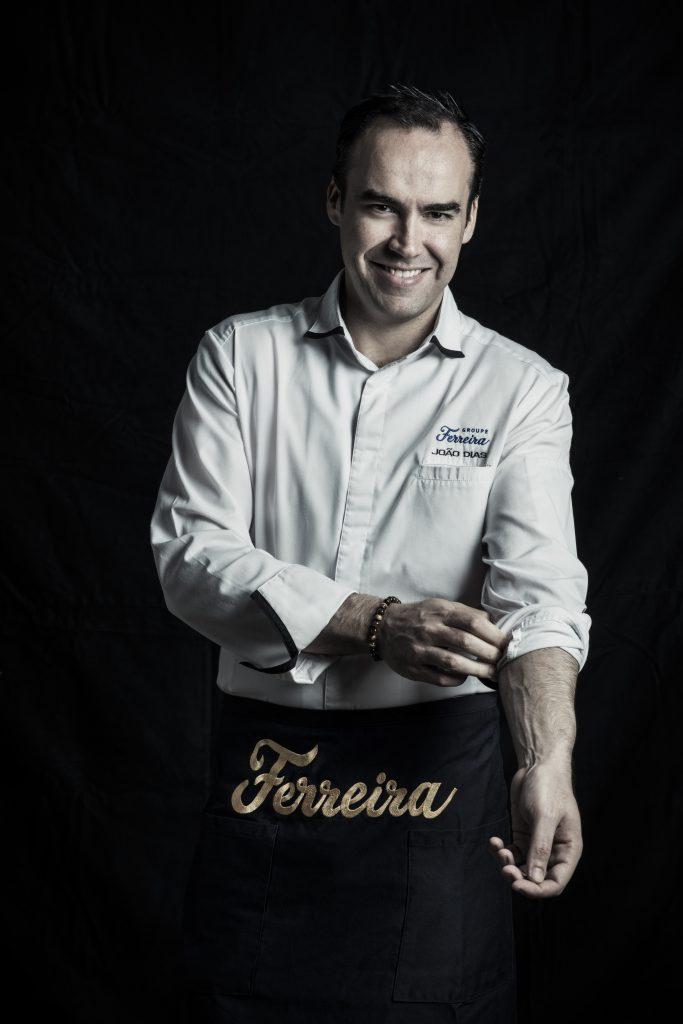 Chef João Dias - Groupe Ferreira