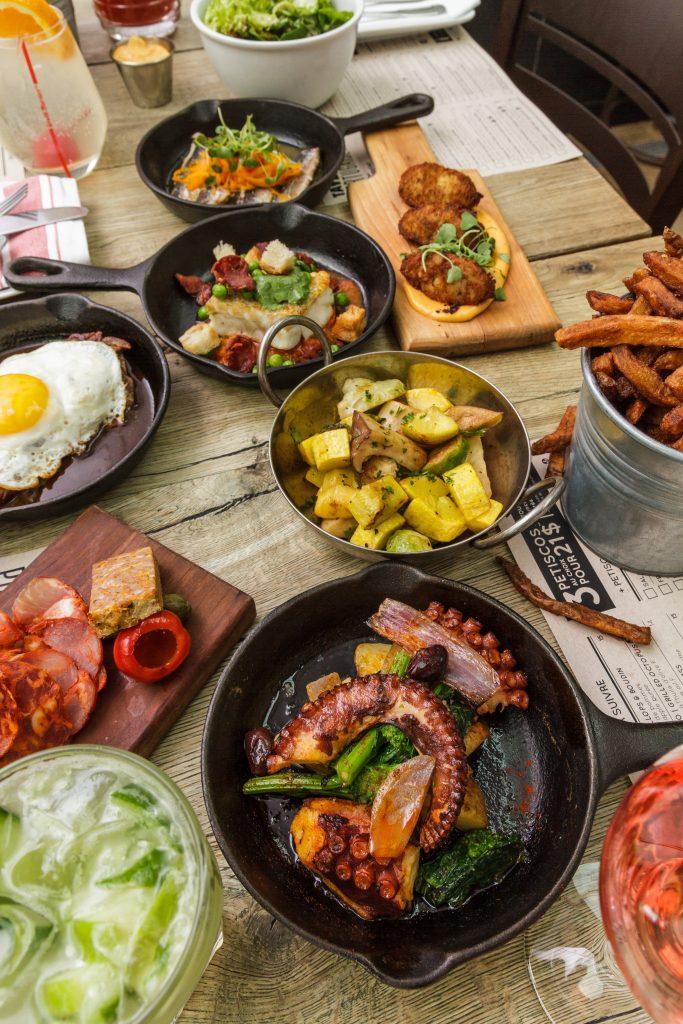 Taverne F - Tapas Portugais
