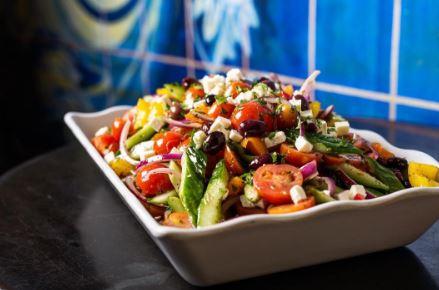 Salade Café Vasco da Gama